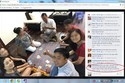 Kiểm sát viên đăng ảnh đánh bài ăn tiền lên Facebook