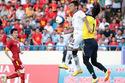 Phó tướng Miura chê màn trình diễn của U23 Việt Nam
