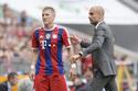 Pep ngăn không cho Schweinsteiger sang M.U