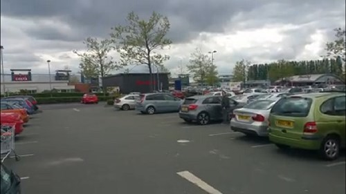Phát hoảng: Thiết bị nhiễu sóng phá khóa mọi ôtô