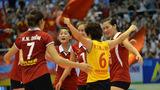 Bóng chuyền nữ Việt Nam tiếp tục gây địa chấn tại giải châu Á