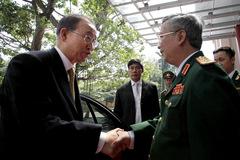 VN chuẩn bị cử Tùy viên quân sự tại LHQ