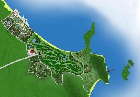 Xây quần thể du lịch 3.500 tỷ ở Bình Định