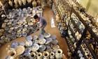 Kho cổ vật vô giá của 'vua  gốm sứ' Sài Gòn