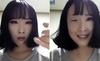 Không thể tin nổi gương mặt mộc của hot girl mạng xã hội