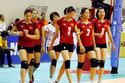 Bóng chuyền nữ Việt Nam không thể tạo bất ngờ trước TQ