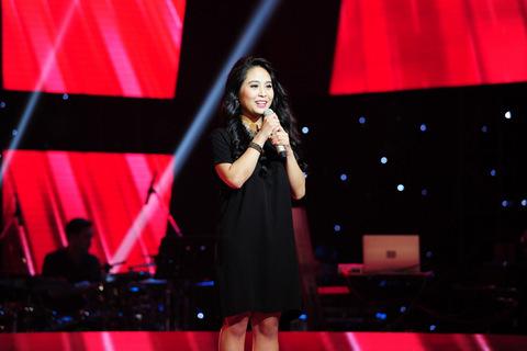 Thu Phương, Mỹ Tâm, Tuấn Hưng, Mr Đàm, The Voice, Giọng hát Việt