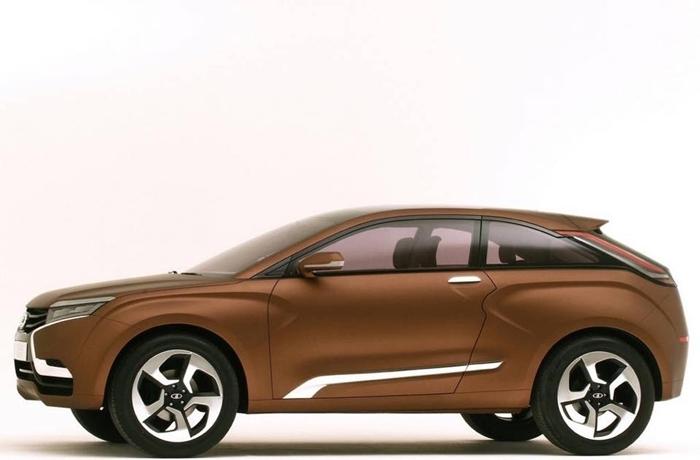 Ôtô Lada đẹp như Nissan sắp về Việt Nam?