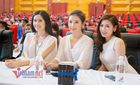 5 Hoa hậu, Á hậu ký tặng hàng nghìn cuốn sách