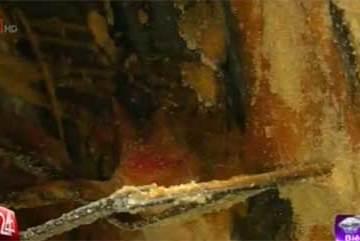 Kinh hoàng cơ sở trộn đường ăn bằng máy trộn bê tông ở TP.HCM