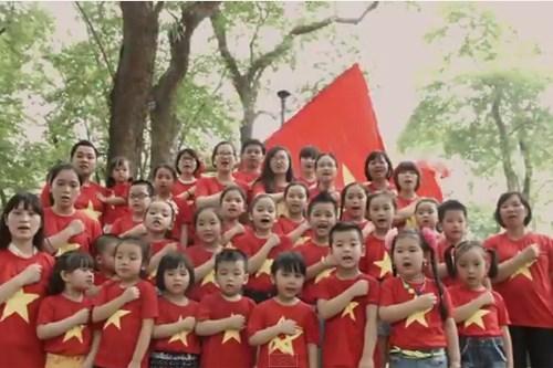quốc ca, Văn Cao, Tiến quân ca, Giàn khoan Hải Dương 981, biển Đông, Nghệ sĩ, Nhà vua, bóng đá, sân vận động