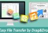 Air Transfer: Chuyển dữ liệu qua Wi-Fi
