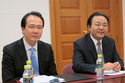 Trực tiếp nghe phát ngôn 'gây choáng' của BNG Trung Quốc
