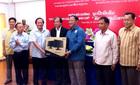 Bồi dưỡng kỹ năng bình luận cho nhà báo Lào