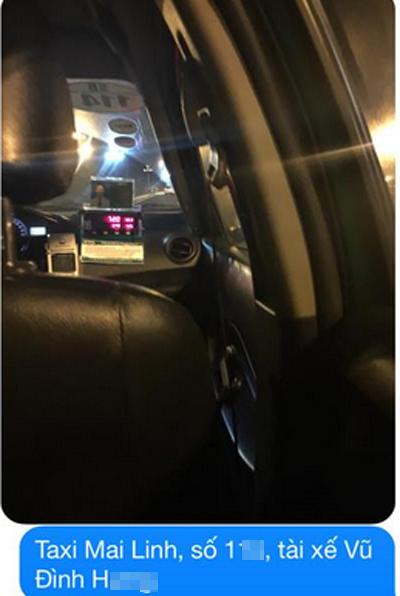 Hà Nội: Tài xế taxi có hành động 'lạ', nữ hành khách sợ hãi