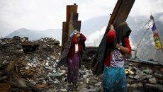 Nepal một tháng sau thảm họa động đất