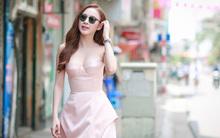 Angela Phương Trinh khoe vai trần và vòng 1 sexy