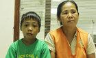 Xót xa cậu bé 11 năm sống chung với bệnh tan máu bẩm sinh