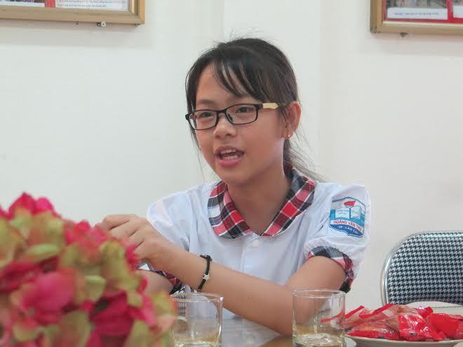 Tiều học Hoàng VĂn thụ, lào Cai, Phan Thu Ngân, VNEN