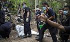 Thế giới 24h: Bí mật hãi hùng của những khu trại giữa rừng
