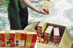 Phát hiện 180 hộp 'thần dược' Trung Quốc nhập lậu