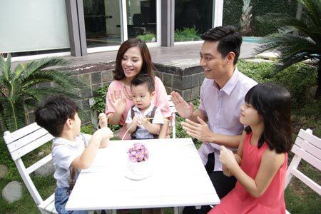 Sở thích 'lệch tông' của gia đình sao Việt