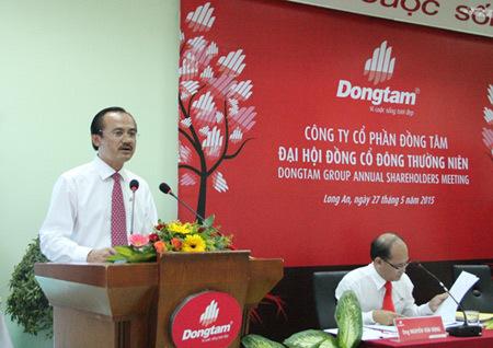 Đồng Tâm Group đạt 130% kế hoạch lợi nhuận năm 2014