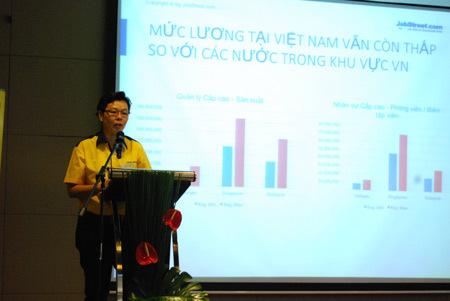 Tiến tới minh bạch lương trong tuyển dụng ở Việt Nam