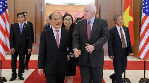 Thượng viện Mỹ lo ngại tình hình ở Biển Đông