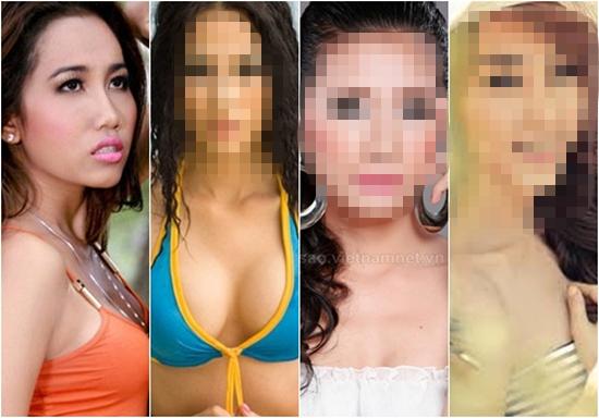 hoa hậu, người đẹp, hotgirl, bán dâm