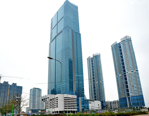 keangnam, dự án, tòa nhà keangnam, rao bán tòa nhà keangnam, chủ-đầu-tư keangnam vina, bán-tòa-nhà, trả-nợ,