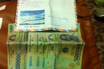 Người đưa 'bức thư khuyên chị ve chai trả 5 triệu yên' lên tiếng
