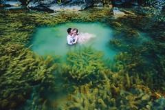 Ảnh cưới ở 'chốn thiên đường' của cặp đôi Sài Thành