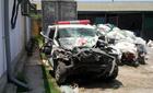Hà Nội: Tai nạn thảm khốc, 3 người trong gia đình tử vong