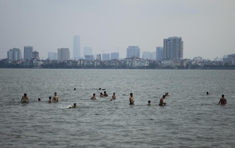 Những nơi giải nhiệt thần tốc mà không tốn tiền của người Hà Nội