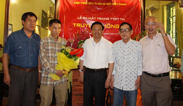 trang tin Truyền thông số, Hội Truyền thông số Việt Nam, Lê Doãn Hợp