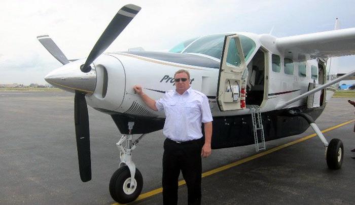 Tổng Giám đốc hàng không bị bắt vì mua dâm trẻ em