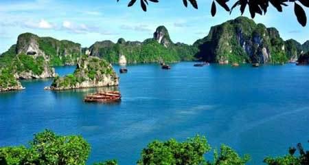 Vịnh Hạ Long đứng đầu top 27 kỳ quan thiên nhiên châu Á