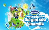 Nghỉ hè siêu hấp dẫn trong trang trại Vinamilk