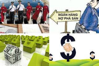 Đại gia bí mật dồn tiền bạc mua ngân hàng