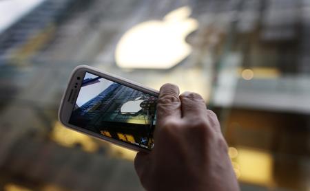 Apple đã đuổi sát Samsung về thị phần