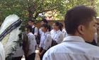 Một nam sinh Trường Ams mất tại nhà