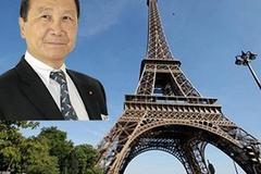 Triệu phú Pháp gốc Việt từng đòi mua tháp Eiffel