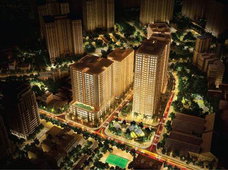 New Horizon City, 512 căn hộ đã có chủ sau 62 ngày mở bán