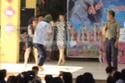 Cô giáo xô xát với bảo vệ trên sân khấu lễ bế giảng