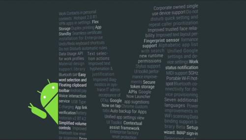 Google chính thức giới thiệu Android M
