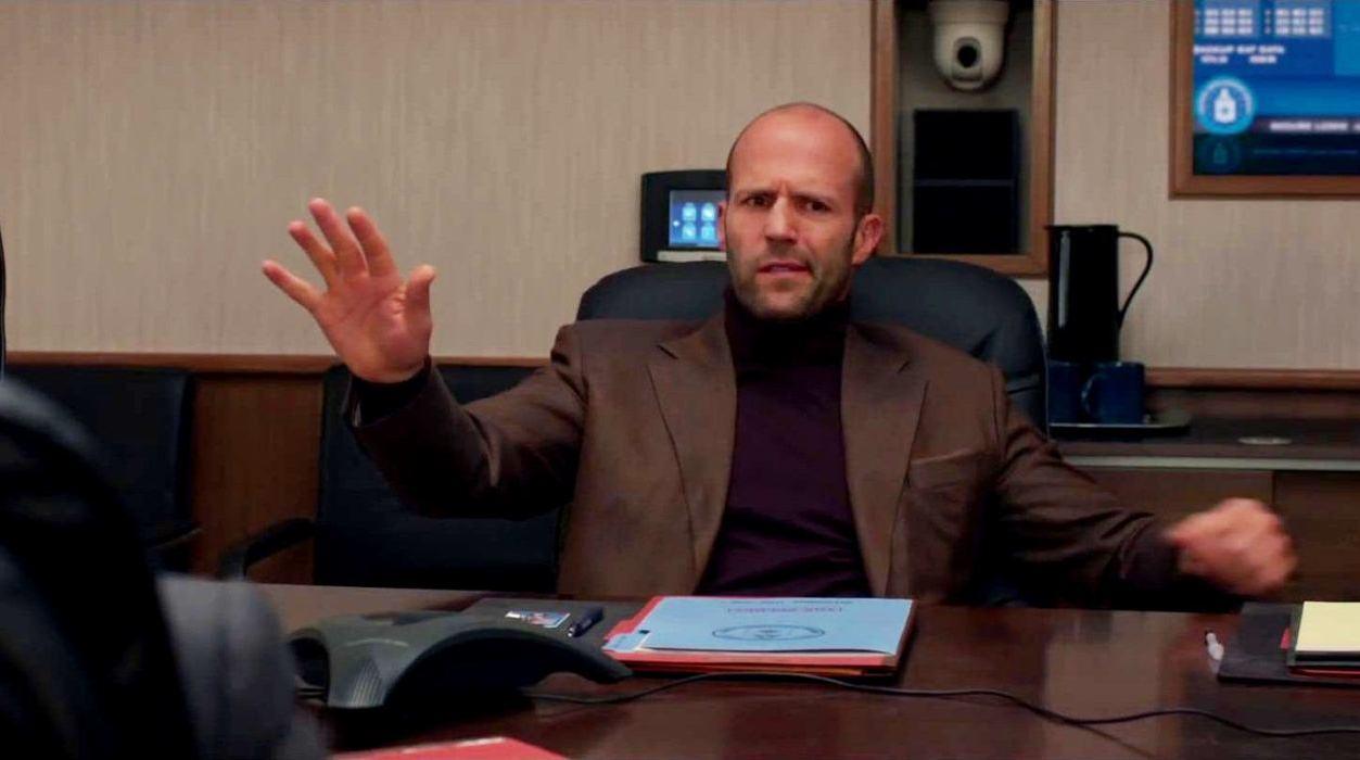 Jason Statham, Spy, Quý bà điệp viên