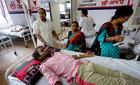 Người chết vì nóng ở Ấn Độ tăng vọt
