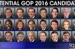 Vì sao đảng viên Cộng hòa ồ ạt tranh cử Tổng thống Mỹ?