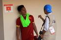 Thắng đậm Brunei, U23 VN phải trả giá đắt